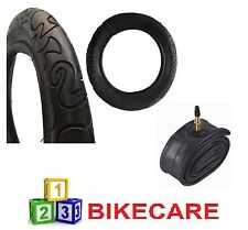 12 1/2 x 2 1/4 Tyre With Tyre Tube Fits Prams Pushchairs Kids Bikes E-339