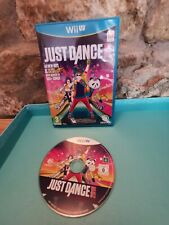 Just Dance 2018 For Nintendo Wii U Boxed