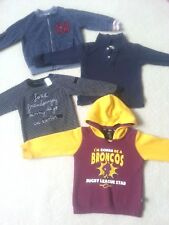 Boy's LEE COOPER, ZARA, OLLIE'S PLACE, NRL... Size 2 in Excellent Used Condition