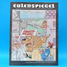 Eulenspiegel 42/1986 | DDR-Wochenzeitung für Satire und Humor | Geburtstag B