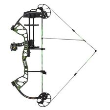 NEW Bear ROYALE TOXIC GREEN Youth Bow Pkg 50# RIGHT Hand Free Paradox Bow Sling