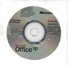 Microsoft Office XP Version 2002 Service Pack 1