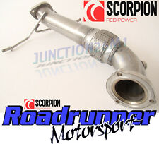 Scorpion Mondeo 2.5 Turbo Downpipe Stainless Steel Exhaust Hatchback SFDP070