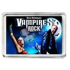 Vampires Rock. The Musical. Fridge Magnet.
