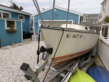 1981 Grandslam 22' Sailboat & Trailer - New Jersey