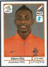 PANINI EURO 2012- #185-NEDERLAND-HOLLAND-JUVENTUS-ELJERO ELIA