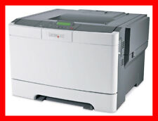 Lexmark CS410N Printer Color Laser -- NEW ! -- w/ Toners !!!