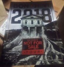 Bon Jovi Concert Memorabilia  01e95301b93d