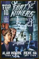 Top 10: The Forty-Niners by Alan Moore and Gene Ha-Trade Paperback-2005
