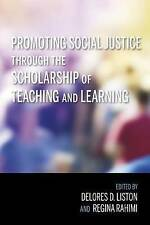 Promoting Social Justice; Softcover; NEW; 9780253029645