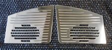 88-94 Chevy C1500 Silverado, Sierra Billet dash speaker grilles