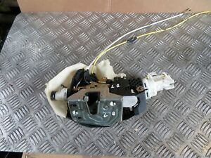 MERCEDES S CLASS W220 PASSENGER SIDE REAR DOOR LOCK LATCH MECHANISM 99-05 TESTED
