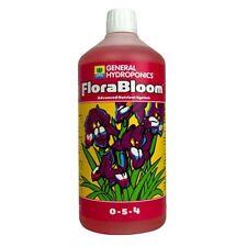 General Hydroponics GHE FloraBloom 1L Plant Stimulant Flora Bloom Nutrient