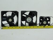 LOT OF 3! USED Auxiliary Cooling Fans MX3B3, 141LT, SU2A1 SEE PHOTOS! BM