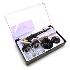 Pistola de Aerógrafo Mini kit de pintura artista modelado artesanal