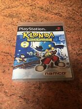 Klonoa: Door to Phantomile Empty Replacement Case PS1 PS2 PS3