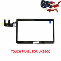 """New 13.3"""" Touch Screen Digitizer Glass For ASUS ZenBook Flip UX360C UX360CA USA"""