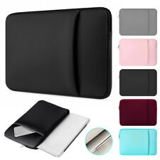 Pouch Laptop Case Sleeve Bag Notebook Cover For MacBook HP Dell Lenovo