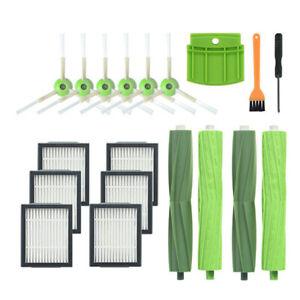 For IRobot Series I7 I7+ E5 E6 Robot Vacuum Cleaner Side Brush Filter Spare Part