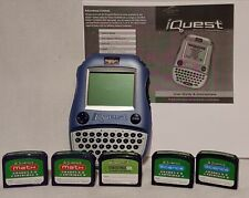 Quantum Leap iQuest System, Five Cartridges and Manual. Tested