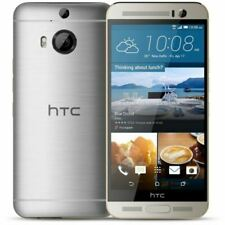"""Unlocked HTC One M9 Plus LTE 5.2"""" 32gb 4g Android Smartphone Silver"""