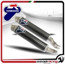 Pots D'Echappement Termignoni D070 carbon Approuve 45 Ducati Monster S4Rs S4 RS