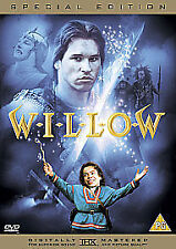 WILLOW - SPECIAL EDITION - NEW DVD