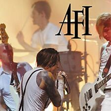 AFI 1.5-inch Square BADGE Button AFI Band Photo NEW OFFICIAL MERCHANDISE