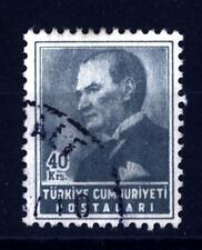 TURKEY - TURCHIA - 1955 - Kemal Atatürk (1881-1938), primo presidente