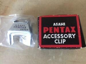 Asashi Pentax Accessory Clip