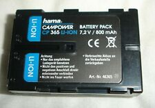 Hama Battery for JVC BN-V607U 800mAh 7.2V Li-Ion