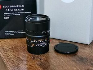 Leica Summilux 50mm f/1.4 asph ( latest version)