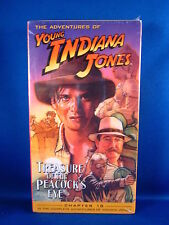 The Adventures of Young Indiana Jones  VHS Sealed