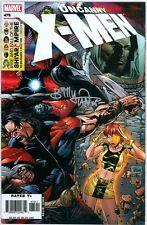 UNCANNY X-MEN #475 FIRST PRINT SIGNED BILLY TAN WIZARD COA MARVEL COMICS