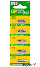 Gold Peak GP 29A, GP29A, 29A-C5  9 Volt Alkaline Battery (5 Batteries)