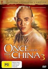 Once Upon a Time in China 3 (Jet Li) - DVD New/Sealed