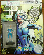 DC Comics Super Hero Blackest Night Brightest Day: Issue #14 DOVE ~ Eaglemoss