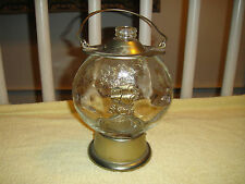 Vintage Nautical Japan Glass Musical Decanter-Plays How Dry I Am-Ship On Glass