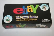 eBay: The Card Game (Journeyman Press) Near Mint Board Bidding Buying