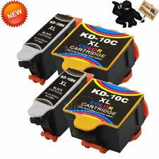 4 Pack 10XL Ink Cartridge For Kodak 10 XL ESP 3 5 7 9 3250 5210 5250 6150 9250