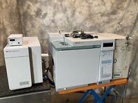 HP 6890 GC System w/ HP 5972A MSD & HP Purge & Trap Concentrator