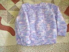 Toddler/child Jumper  size 29cms chest suit 1,2, year old  new un-used