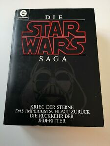 Die STAR WARS Saga Taschenbuch Goldmann
