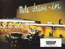 American Graffiti George Lucas Lobby card 1973
