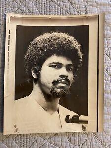 1969 MUHAMMAD ALI-ORIGINAL PHOTO-AP WIRE PHOTO-NEW YORK