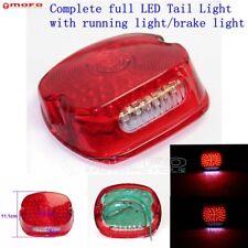 LED Taillight Brake Running Lamp Universal Fit Harley FLST Electra Glides 91-10