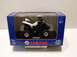 Yamaha Raptor 660R, NewRay Quad / Atv Model 1:3 2 (1)