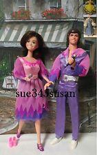 Vintage Donny & Marie Osmond Dolls Job Lot clothes Superstar Barbie Era
