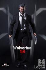 HOT FIGURE TOYS COPYCAT 1/6 Wolverine suit accessories bag Wolf claws