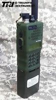[ALUMINUM SHELL]10W TRI AN/PRC-152 MBITR 12.6V RADIO PELTOR INVISIO MSA TCI PTT